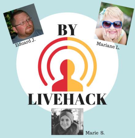 Livehack logo 11,7